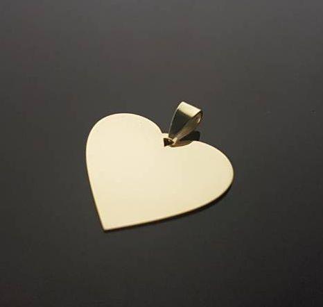 fbee28534 Zlaté prívesy | Zlaté šperky | Diamond Link | Gravírovanie